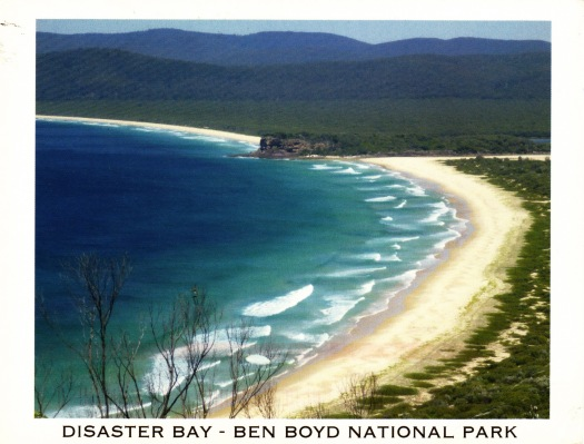 Disaster Bay, Ben Boyd National Park, Australia